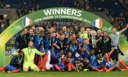 Football : Enock Kwateng remporte l'Euro U19 avec la France