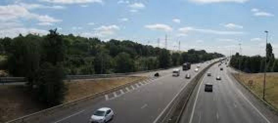 A13 : les sorties des Mureaux et Flins fermées la nuit jusqu'au 26 août