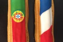 Gargenville : achetez des éclairs aux couleurs de la France et du Portugal