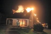 Mantes-la-Ville : il brûle la maison familiale