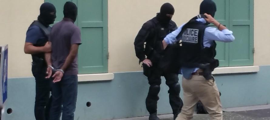Mantes-la-Jolie : descente anti-terroriste de la BRI dans le centre-ville