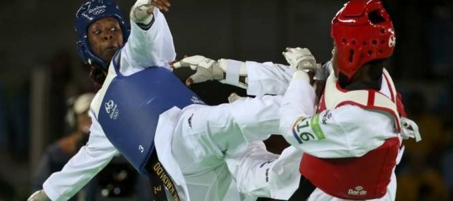 Taekwondo – Rio 2016 : Haby Niaré qualifiée pour les quarts de finale
