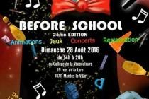 Mantes-la-Ville : le Before School 2 programmé dimanche 28 août