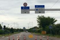Buchelay : circulation perturbée en direction d'Auchan et de l'A13 jusqu'au 5 août