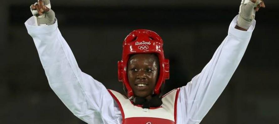 Taekwondo – Rio 2016 : Haby Niaré est en finale