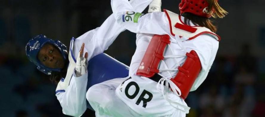 JO – Taekwondo (F) : une médaille d'argent pour Haby Niaré