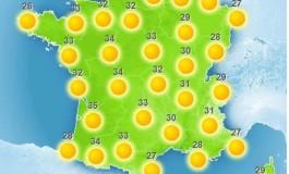 Alerte Météo : attention aux fortes chaleurs des prochains jours