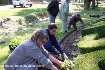 Mantes-la-Jolie : journée portes ouvertes des jardiniers de France du Val de Seine