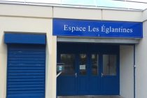 Mantes-la-Jolie : l'ancien CVS Les Églantines transformé en salle des fêtes