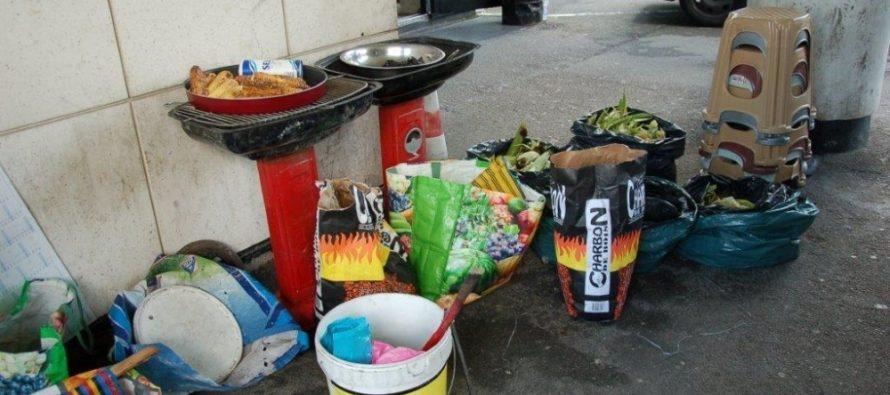 Mantes-la-Jolie : les vendeurs de maïs du Val Fourré chassés par la police