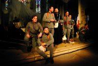 Mantes-la-Ville : La compagnie de l'Aube en spectacle à l'église Sacré Coeur