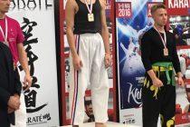 Karaté Full Contact : le Rosnéen Heddi Kesri vainqueur de la coupe de France