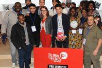 Mantes-la-Jolie : des jeunes récompensés par Youtube France