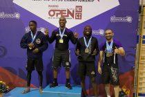 Jiu-Jitsu Brésilien : Matoko et Boursali prennent le bronze à l'open de Madrid