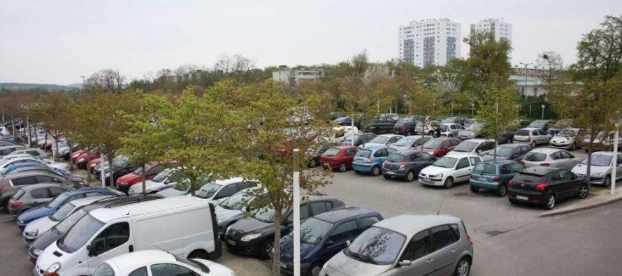 Hôpital de Mantes : le parking sera payant à partir de septembre 2017