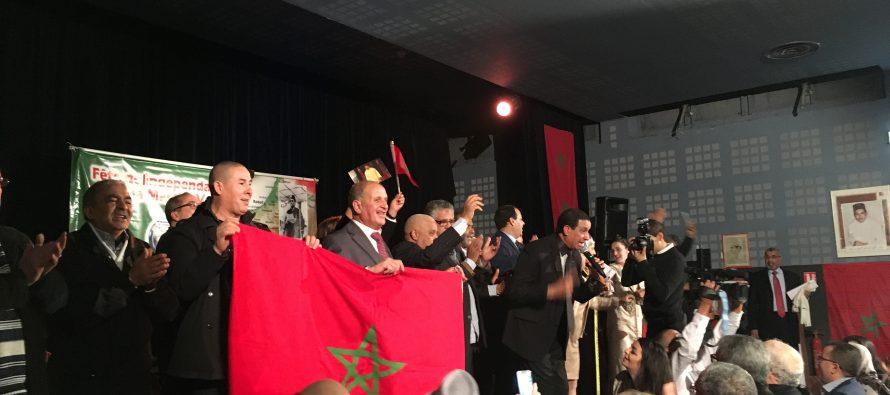 L'amicale franco-marocaine du mantois a fêté l'indépendance du Maroc