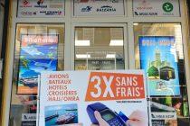 Agence de voyages Mantes : payez en 3 fois sans frais vos vols et séjours
