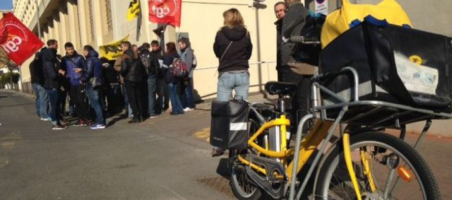 La Poste : les facteurs de la région de Mantes en grève ce jeudi 17