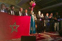 La chanteuse marocaine Najat Aâtabou enflamme Mantes-la-Jolie