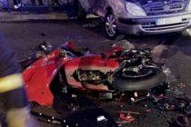 Mantes-la-Jolie : un motard décède d'un accident grave