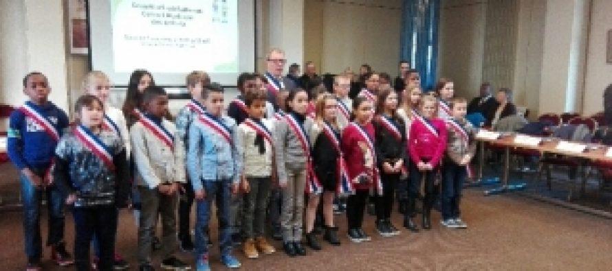 Limay : le conseil municipal des enfants a été installé