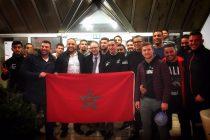 Rugby – Tri Nations : la sélection Marocaine en stage à Mantes-la-Jolie