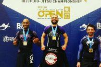 Jiu-Jitsu Brésilien : Boursali décroche l'or à l'open international de Berlin