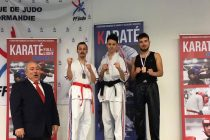 Karaté Contact : Heddi Kesri remporte la Coupe de France (Zone Nord)