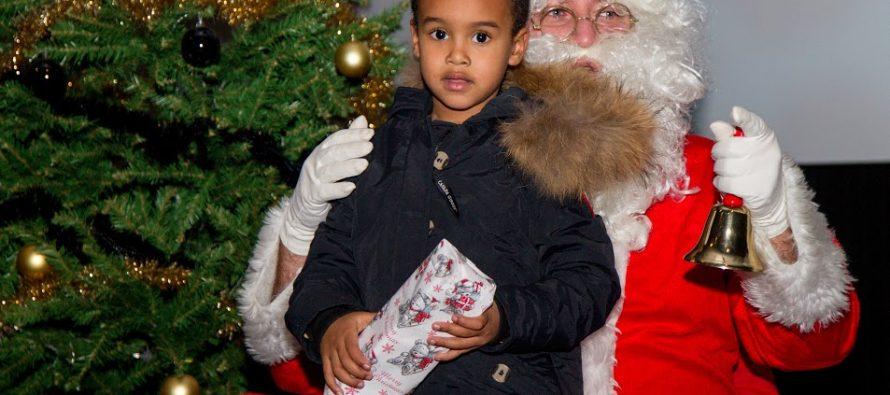Mantes-la-Jolie : 300 enfants bénéficient d'un «Noël Solidaire»