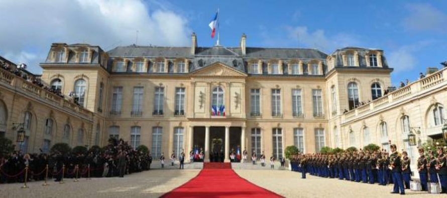 Déclic & Clac : 4 lycéens de Saint-Exupéry visiteront le palais de l'Élysée ce vendredi