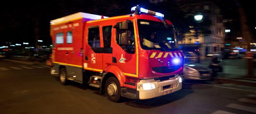 Sapeurs-pompiers : le nombre d'interventions a augmenté de 10,2 % dans le mantois en 2016