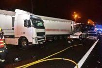A13  Épône : un accident fait 65 blessés dont 5 graves