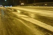 Alerte Météo : attention au verglas sur les routes et trottoirs