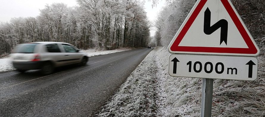 Neige et verglas:  vigilance orange dans 22 départements dont les Yvelines