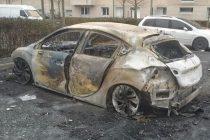 Nuit de la Saint-Sylvestre : 6 voitures incendiées et jets de projectiles à Mantes-la-Jolie