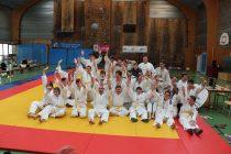 Buchelay : championnat interdépartemental de judo sport adapté à la plaine des sports
