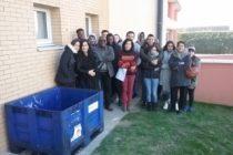 Limay : les lycéens de Condorcet récoltent des huiles alimentaires usagées