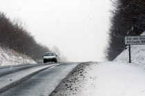 Météo Yvelines : alerte orange  «vents violents, neige et verglas» jusqu'à vendredi soir