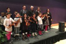 Mantes-la-Ville : 15 élèves vont suivre une formation musicale pendant 3 ans