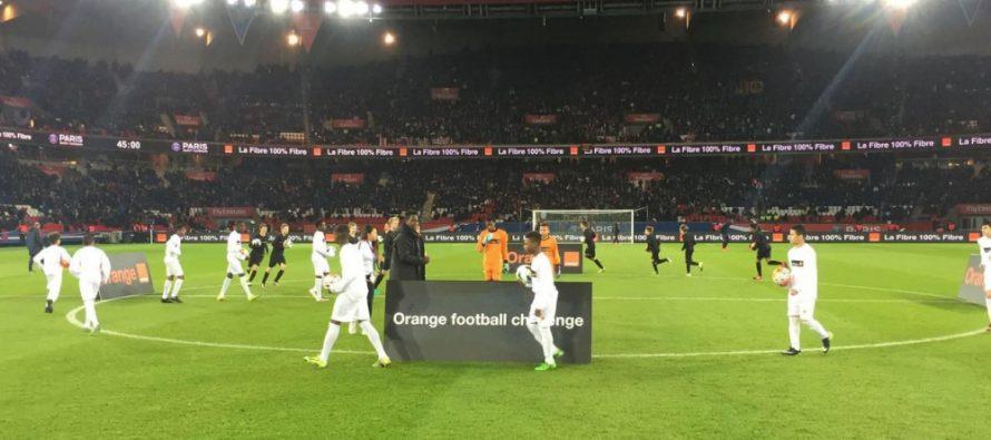 Orange Football Challenge : Gargenville-Montfermeil samedi au Parc des Princes