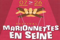 Épône : festival «Marionnettes en Seine» dimanche 26 février