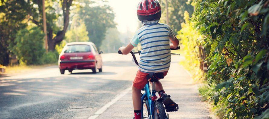 Sécurité : à vélo, le casque obligatoire pour les moins de 12 ans à partir du 22 mars