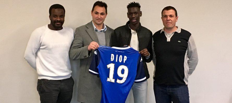 Foot – FC Mantois : Bachir Diop signe à Troyes (Ligue 2)