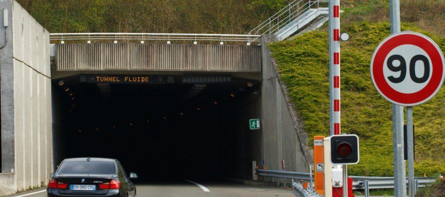 L'autoroute A14 fermée les nuits du 13 au 15 février dans les 2 sens