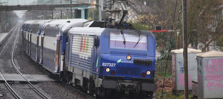 Trains Paris/Mantes via Conflans : horaires modifiés samedi 11 et dimanche 12 février
