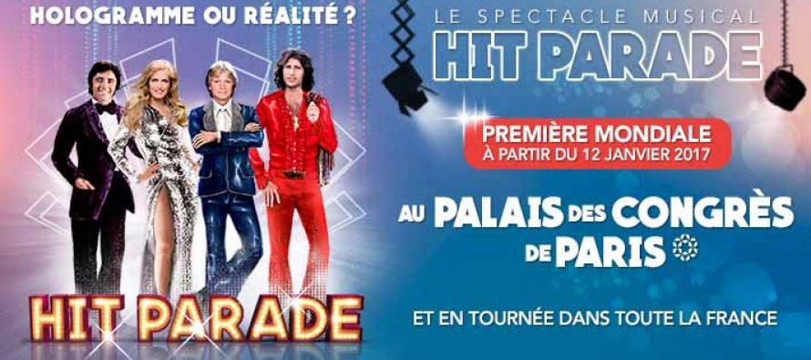 Limay : sortie familiale au spectacle «Hit Parade» à Paris le 22 février