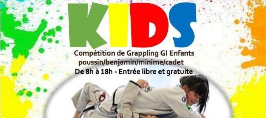 "Jiu-jitsu brésilien : Sport Attitude 78 organise le ""Mantes Challenge Kids"" le 4 mars"