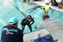 Plongée : les résultats du 2ème meeting d'apnée de Mantes en Yvelines