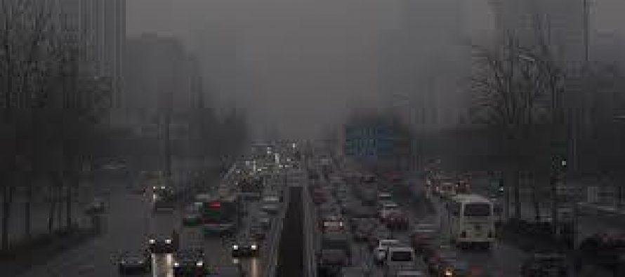 Un épisode de pollution aux particules est prévu demain, voici les recommandations