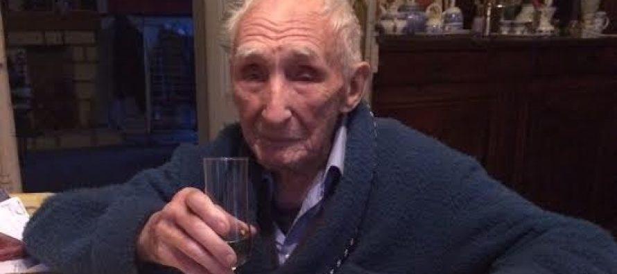 Doyen de Mantes-la-Jolie, Roger Clérisse fête ses 108 ans aujourd'hui